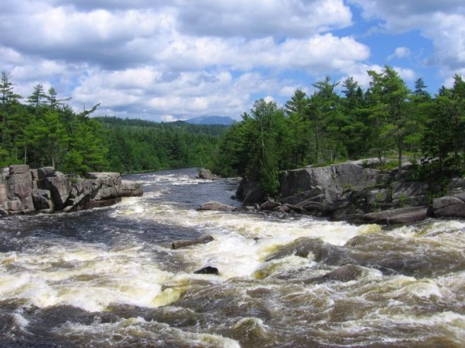 West Branch of the Penobscot River - pbase.com