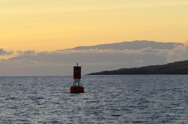 Kawaihae sunset sail